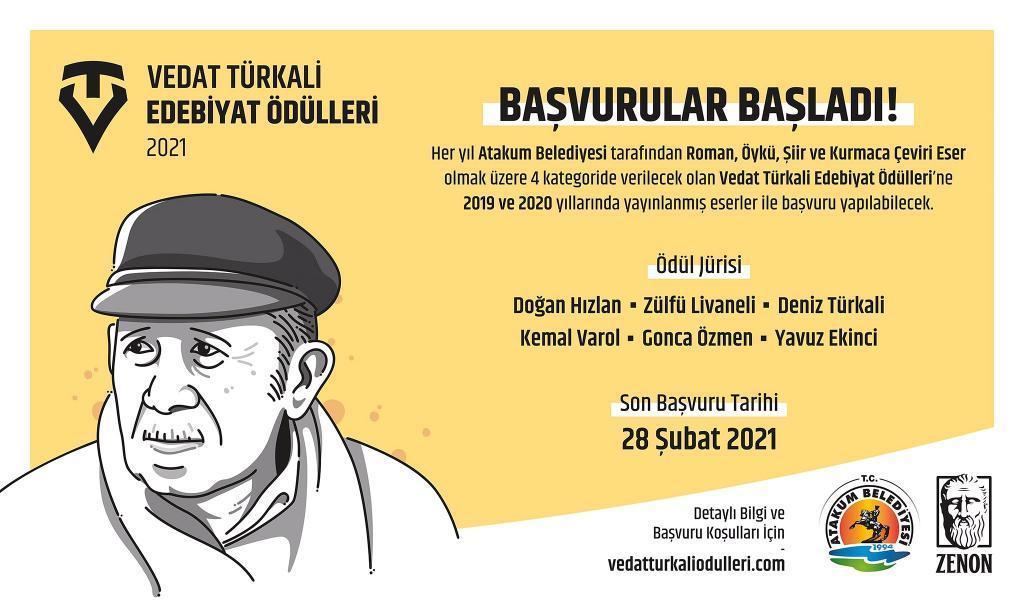 Vedat Türkali Edebiyat Ödülleri