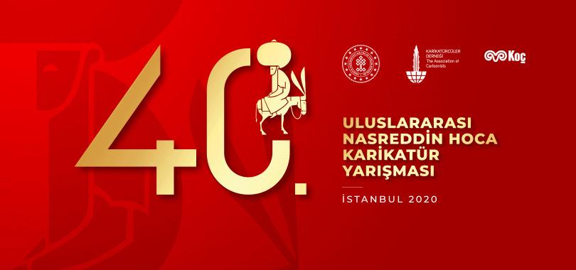 40. Uluslararası Nasreddin Hoca Karikatür Yarışması