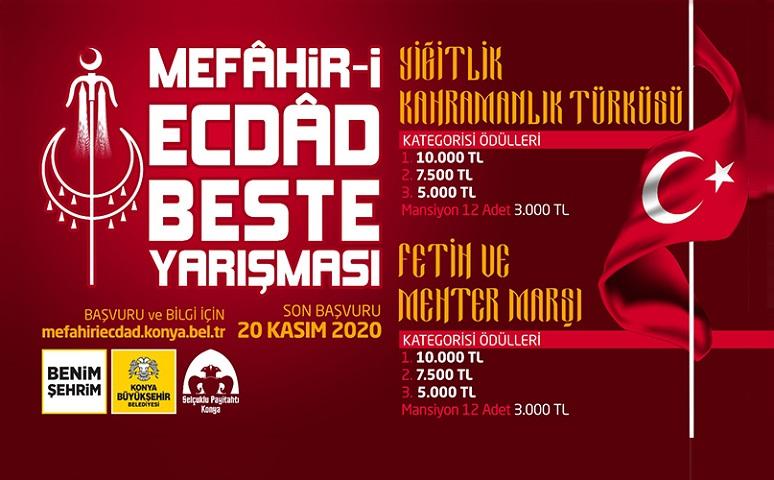 Mefahir-i Ecdad Beste Yarışması