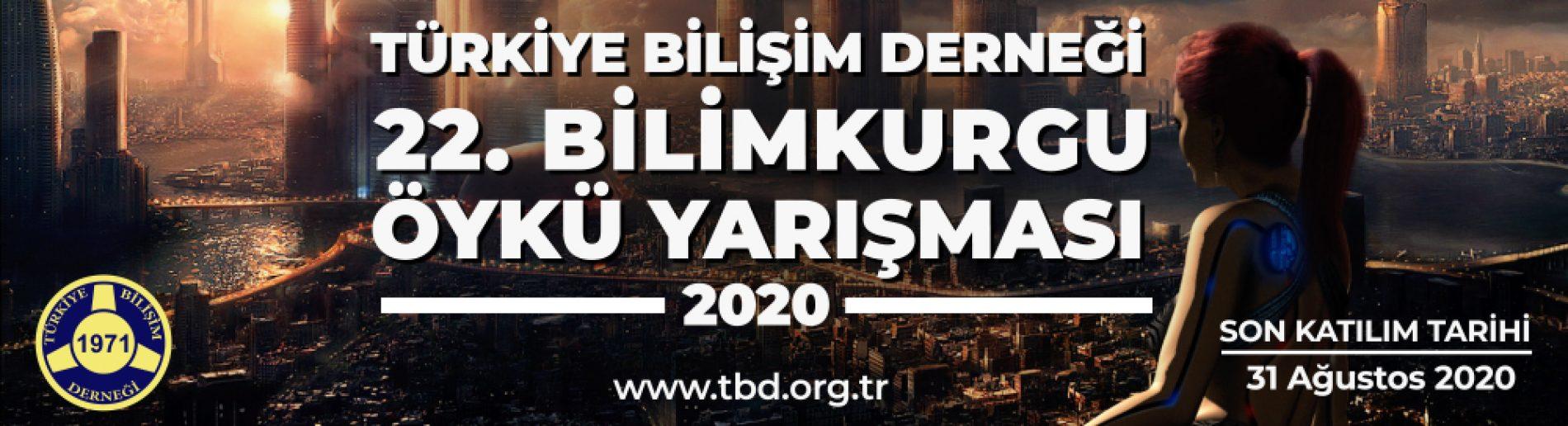 Türkiye Bilişim Dergisi BilimKurgu Öykü Yarışması 2020