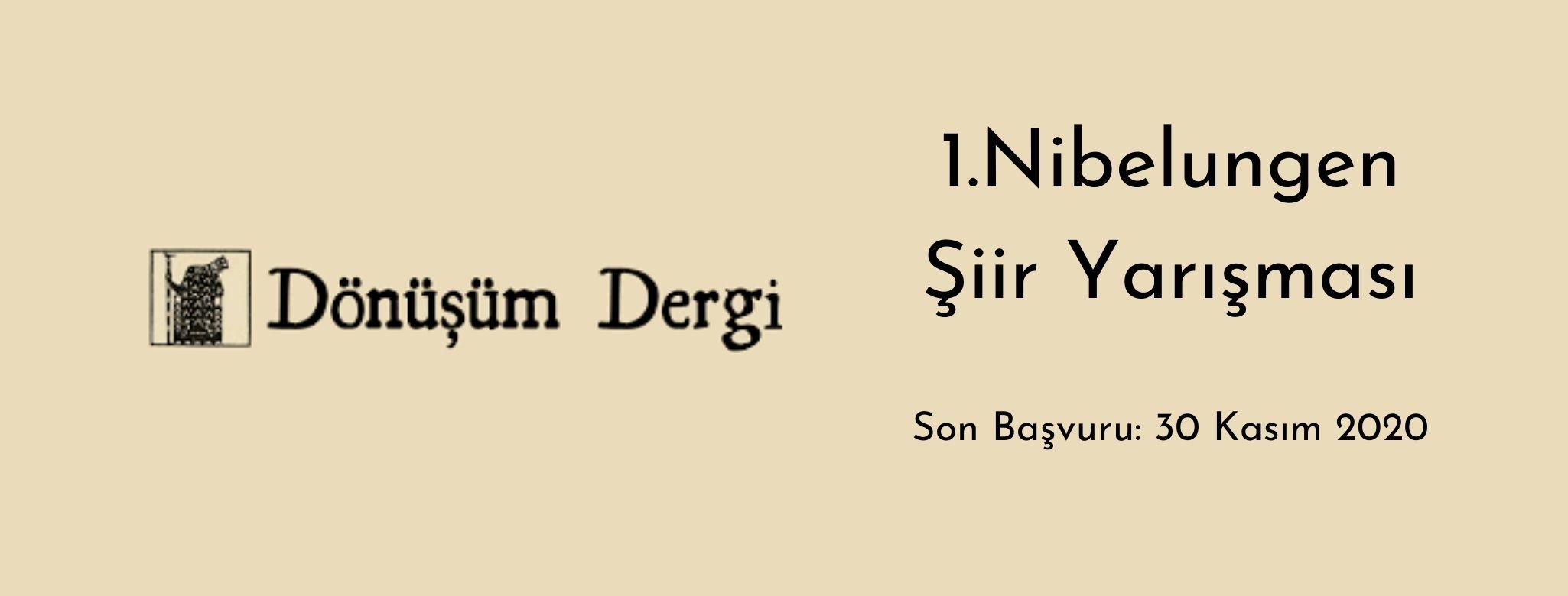 1. Nibelungen Şiir Yarışması