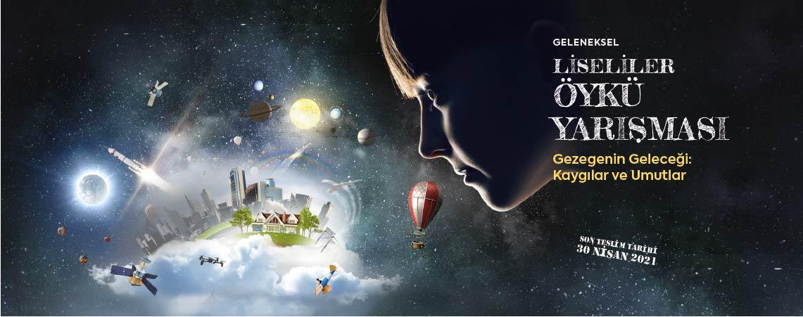 Kapadokya Üniversitesi Öykü Yazma Yarışması 2021