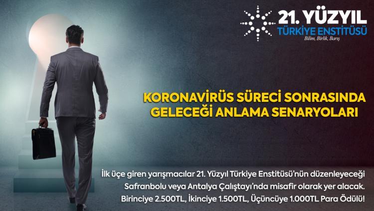 Koronavirüs Süreci Sonrası Makale Yarışması