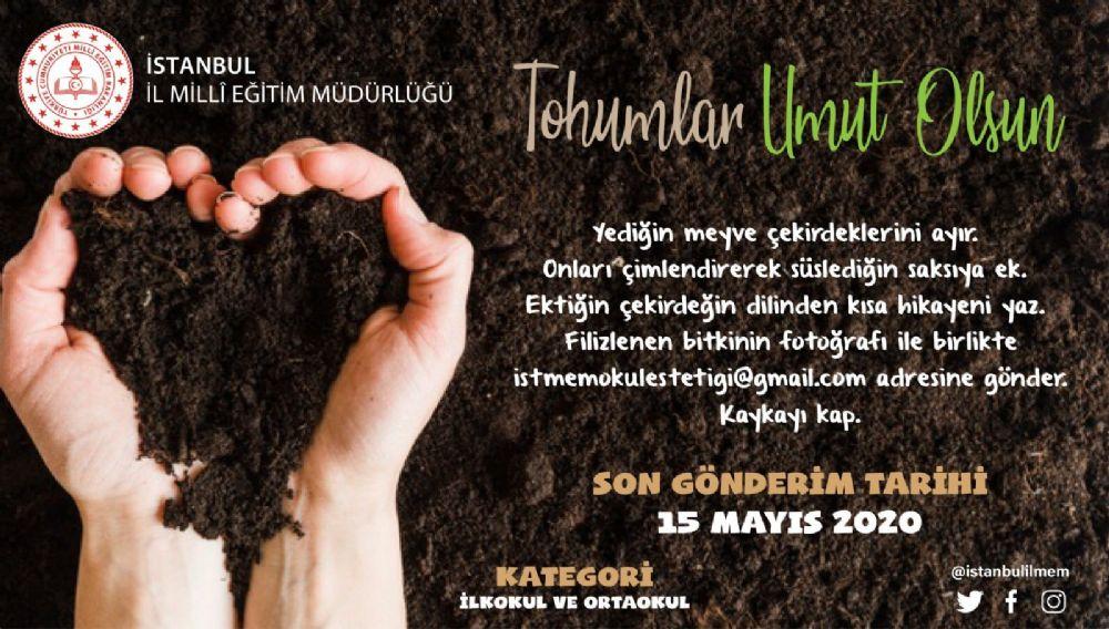 Tohumlar Umut Olsun Hikaye Yarışması