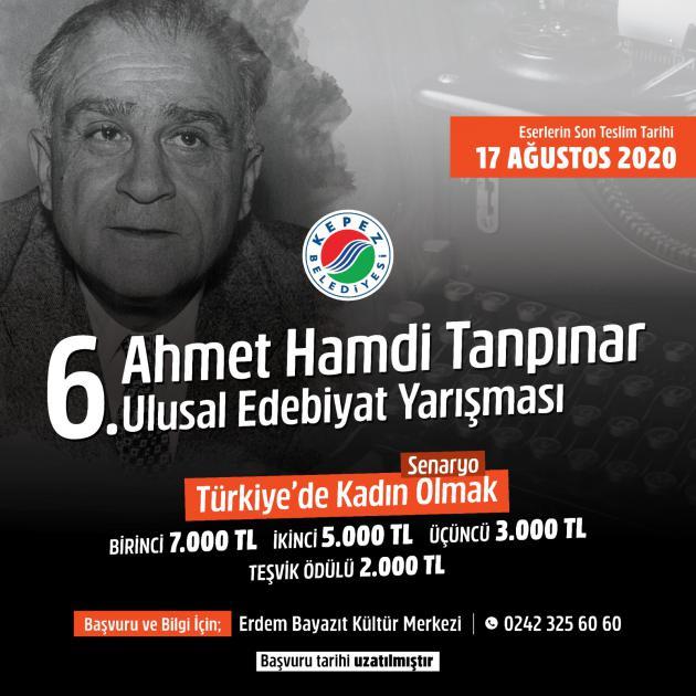 Ahmet Hamdi Tanpınar Senaryo Edebiyat Ödülü