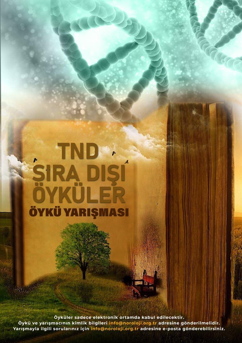 TND Sıra Dışı Öyküler Öykü Yarışması