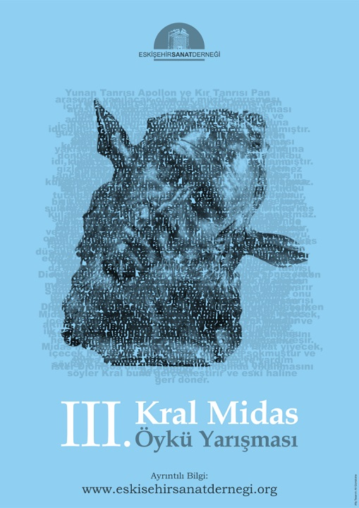 3. Kral Midas Öykü Yarışması