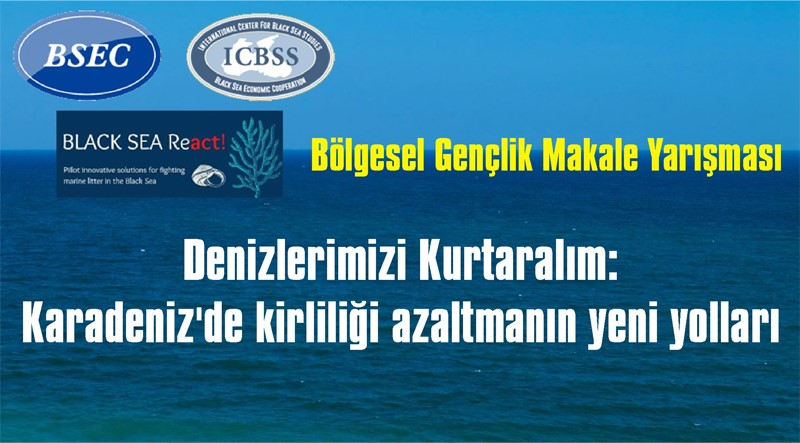 Karadeniz Temizliği Ödüllü Gençlik Makale Yarışması