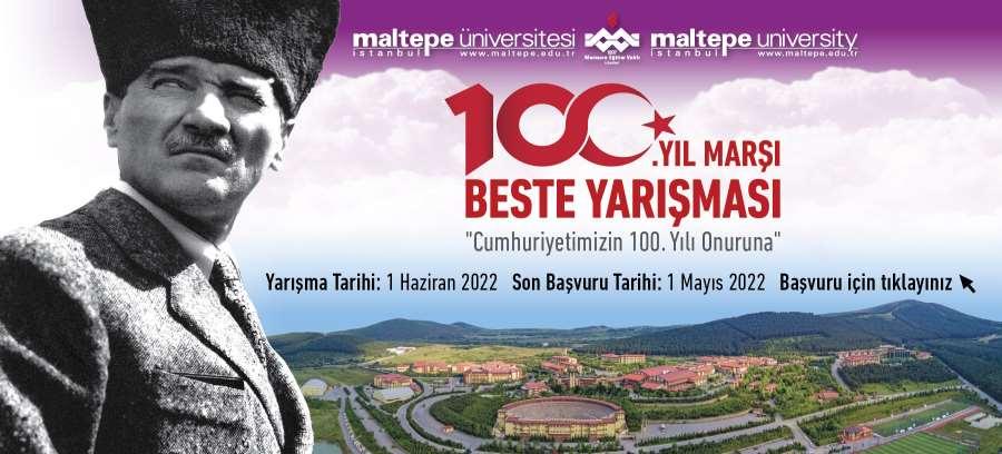 100. Yıl Marşı Beste Yarışması