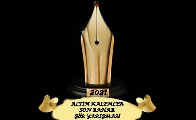 Altın Kalemler Sonbahar Şiir Yarışması 2021