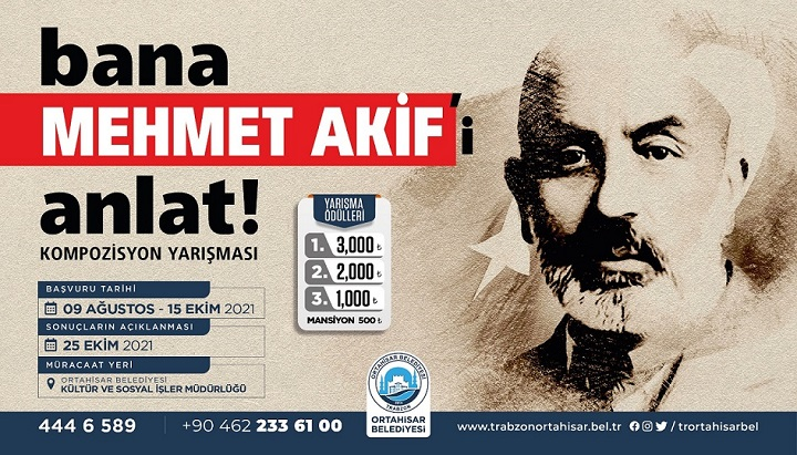 Bana Mehmet Akif'i Anlat Kompozisyon Yarışması
