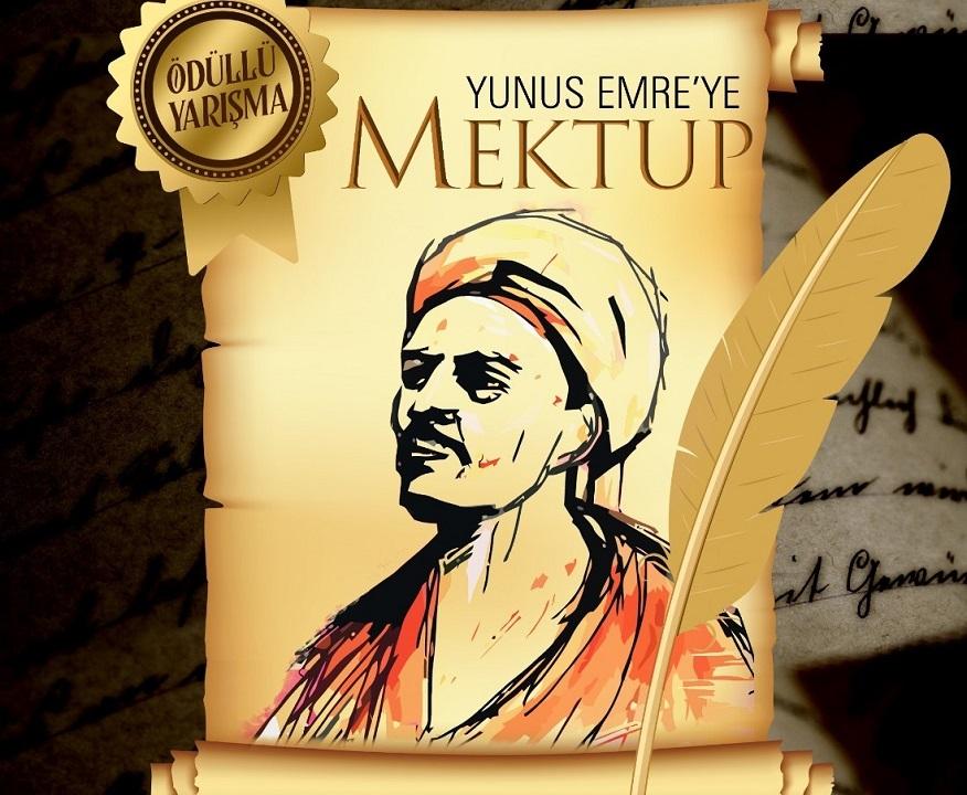 Yunus Emre'ye Mektup Yarışması