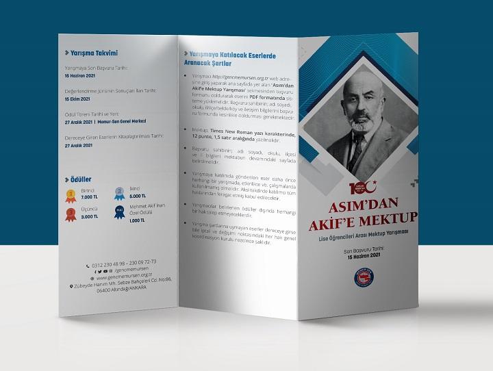 Asım'dan Akif'e Mektup Yarışması