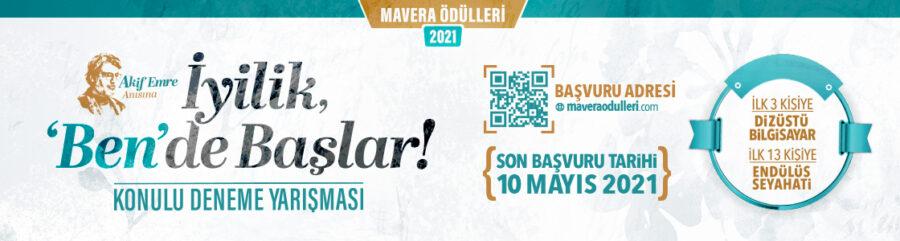 Mavera Ödülleri 2021