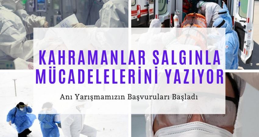 Türk Sağlık-Sen Anı Yazma Yarışması