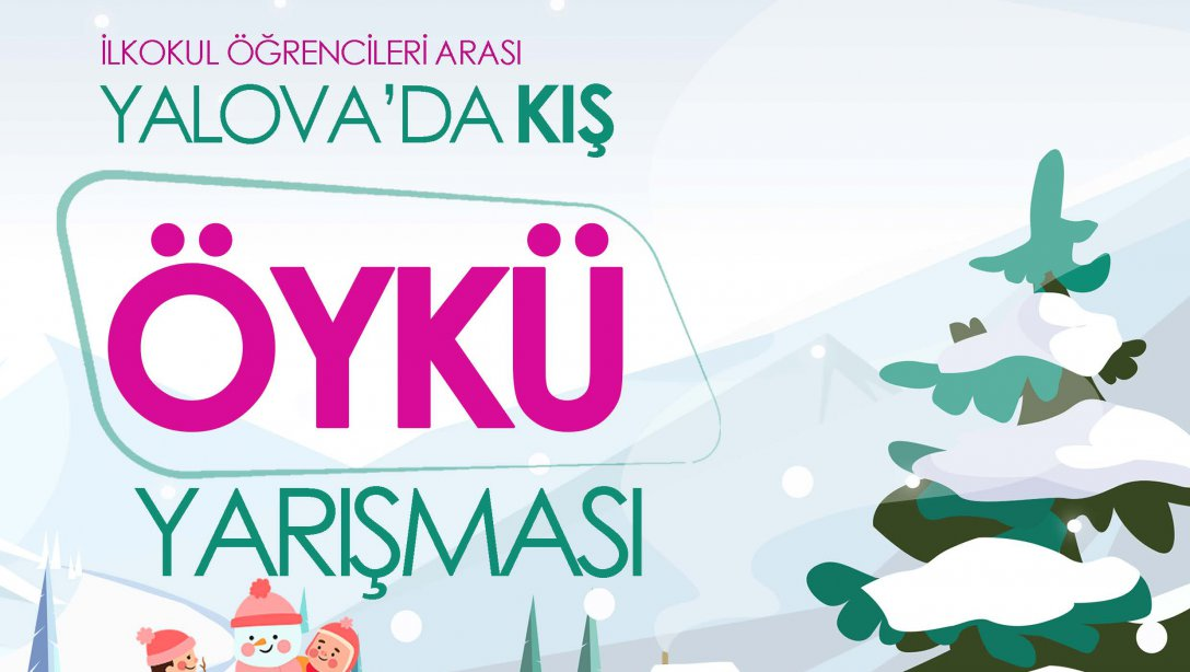 Yalova'da Kış Öykü Yarışması