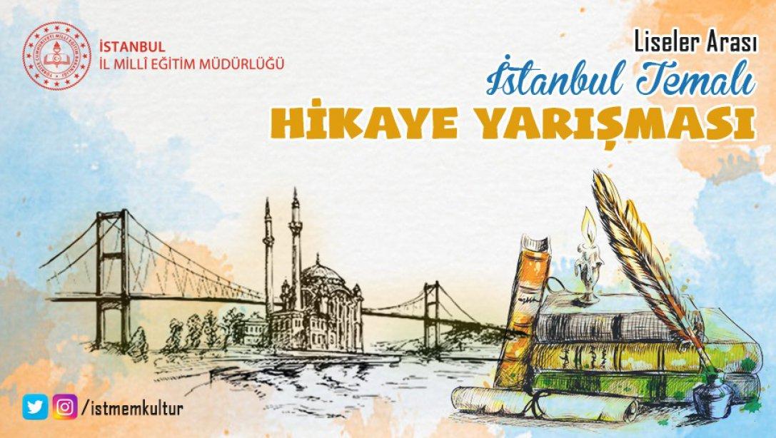 İstanbul Temalı Hikâye Yarışması